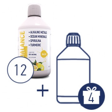 DeLixir pH Balance Optimal pack & any 4 as a gift